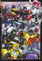 The Autobots by Kingoji