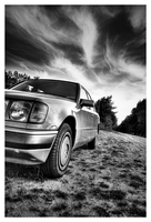 HDR 01 Mercedes W124 by lomax-fx