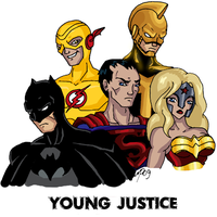 YJ - Titans of Tomorrow by UltimeciaFFB