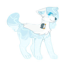 Arctic Water Dog Auction ( CLOSED! ) by alfeddy
