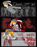 [CE] We Were Born to Die by J-M-X-P