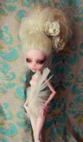 Custom Monster High Draculaura by Kayke