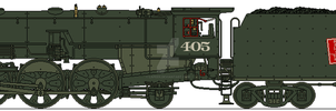 MFSC 4-6-2 Type 1 by Lapeer