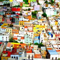Zacatecas City by nandiamond