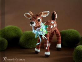 Lu fawn I by Keila-the-fawncat