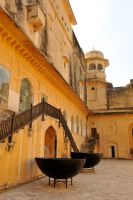 Amber Fort 1, Jaipur by wildplaces