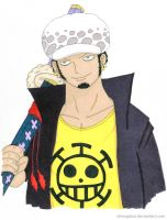 Trafalgar Law 2Y 10-06-11 by ShiNoGekai