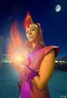 Adventure Time: Flame Prince- Light my fire by Yonejiro