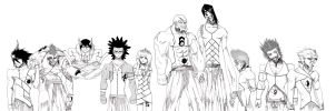 ::New Generation Espada:: by elyo11