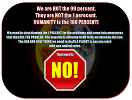 The 100 PERCENT by paradigm-shifting