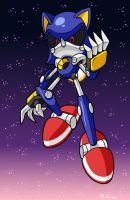Metal Sonic by rongs1234