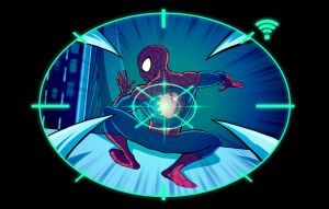 Marvel Infinite Comics: Ultimate Spider-Man 2 by LucianoVecchio