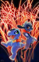 HAPPY 2014! by Haychel