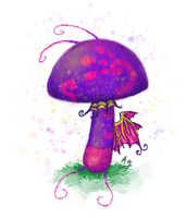 Twinxshroom by Ag-Cat