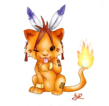 RedXIII by capsicum