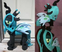 Chrysalis Plush by PrettyKitty