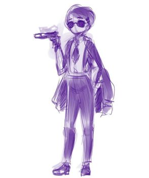 Nothing personal, its just business, Onii-san by OtakuJesd