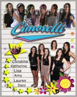 Cimorelli Band by purplebearfunk