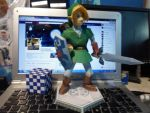 Link - Legend of Zelda Papercraft by R15ABRAHAM
