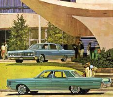 After the age of chrome and fins : 1965 Mercury by Peterhoff3