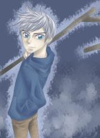 Jack Frost by nayght-tsuki