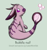Bubble-tail - CLOSED by ladyofthewilds