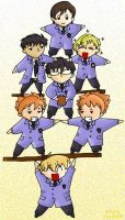 Tower of Ouran by cutepiku