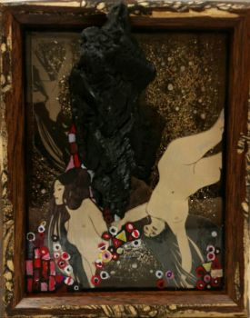 I never told you I love you, Mr. Klimt. by Heart-Scream-Color