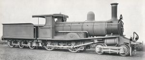 Neilson D9 Locomotive for IGRJ by SteamRailwayCompany