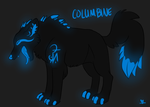 Columbine [adoptable auction] by dogified