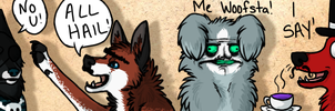 Linked Icon Collab by CrossHound213