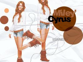Miley Cyrus Wallpaper by Letsgomiley