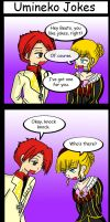 Umineko Jokes by azulezircon