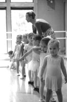 First Ballet Recital by ifancythetrio