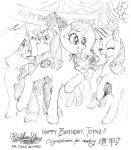 Happy Birthday, Topaz! by meto30