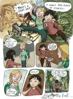 My Avatar Friend pg 5 by Isaia