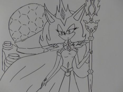 Inktober 2016 sira by sira-the-hedgehog
