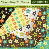 Mega Star by melemel
