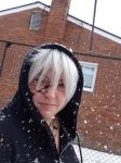 White Snow on A Dark Canvas by cosplayersofoblivion