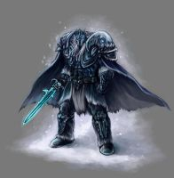 Arthas The Lich King by moorkasaur