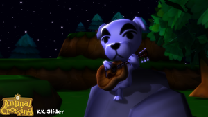 (MMD Model) K.K. Slider Download by SAB64