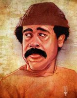 Richard Pryor Again... by LawrenceChristmas