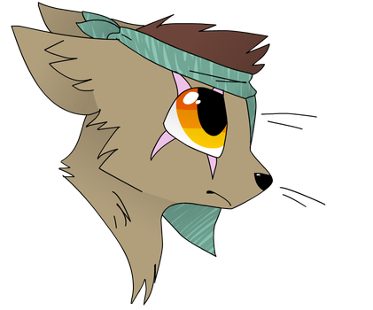 Captain Maji Headshot by CatSplat
