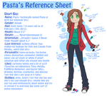 Pasta's Reference Sheet (Ver. 2.0) by PastaIsALie