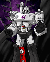 Megatron by Superbdude1