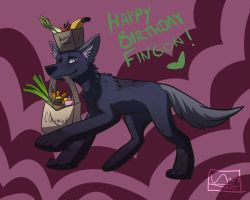 HappyB-day Fingon!! by HeavenlyCondemned