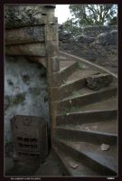 The Cupboard Under the Stairs by brokendalek