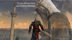 Assassin's Creed Revelations - Ezio's Destiny by josetemg