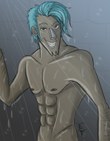 Wet Franky! by issabissabel