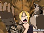 Fullmetal Alchemist : Brotherhood fan art by IronicRocknrolla
